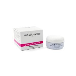 Bio Jouvance Gentle Face & Body Scrub 2oz   Life Rx Wellness